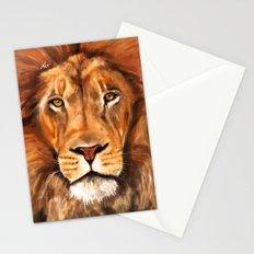 Iron Lion Stationery Cards