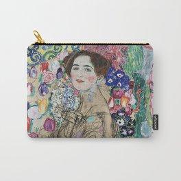 PORTRAIT OF RIA MUNK - GUSTAV KLIMT Carry-All Pouch