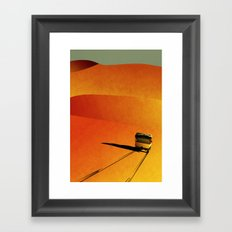 Morocco / Travel Collection Framed Art Print
