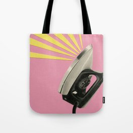 The Art of Ironing Tote Bag