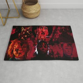 Masters Of All Horrors Rug