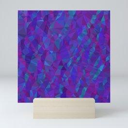 Jewel Tone Sparkles Mini Art Print