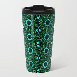 Pattern BC Metal Travel Mug