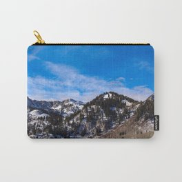 The Wasatch Front Carry-All Pouch