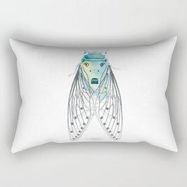 Cicadae Musicadae Rectangular Pillow