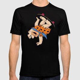Shred Flintstone T-shirt