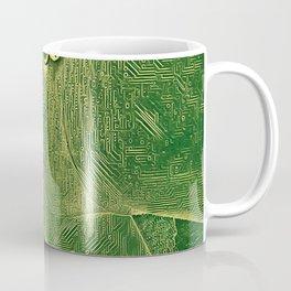 9978s-KD Self Love Explicit Naked Motherboard Fine Art Nude Creative Tech Coffee Mug