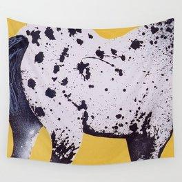 Burb*rry Appaloosa Wall Tapestry