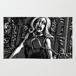 House of Zombies Rug