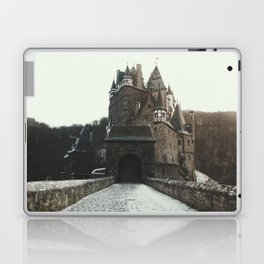 Finally, a Castle - landscape photography Laptop & iPad Skin