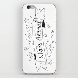 Stars Eternal iPhone Skin