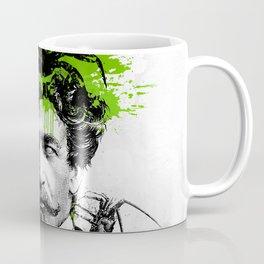 Brain Alien Coffee Mug