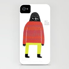 Good Buddy Slim Case iPhone (4, 4s)