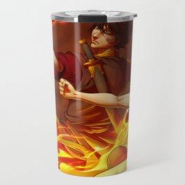 Aang and Zuko Travel Mug