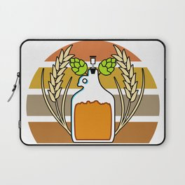 I would rather be homebrewing Laptop Sleeve