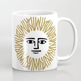 Vintage Sun Coffee Mug