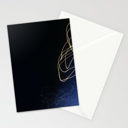 Light Paint 4 Stationery Cards