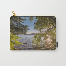 Secret Place By The Lake Carry-All Pouch