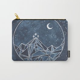Night Court moon and stars Carry-All Pouch