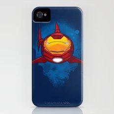 Tony Shark iPhone (4, 4s) Slim Case
