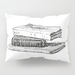 Books 3 Pillow Sham