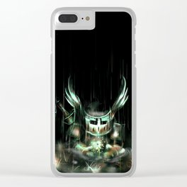The Stray Knight Clear iPhone Case