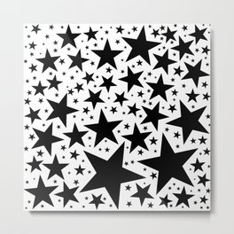 Wish Upon A Lucky Star Metal Print