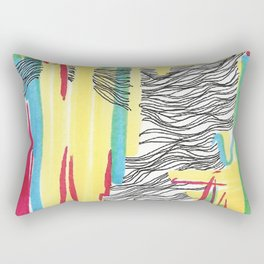 Primary Wavelength 1 Rectangular Pillow