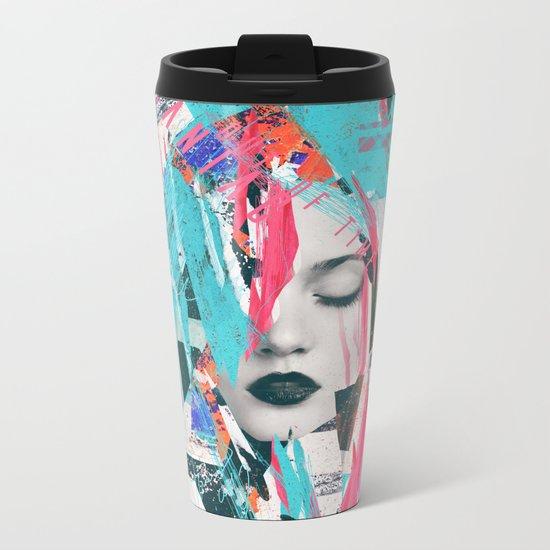 Maniac Metal Travel Mug