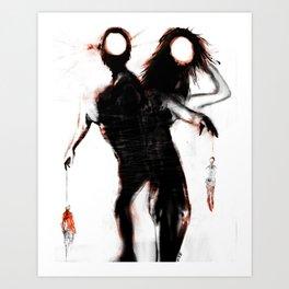 Humankind Art Print