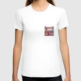 art and technology T-shirt
