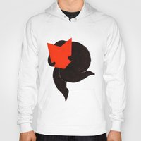 reading Hoodies featuring reading by larvae