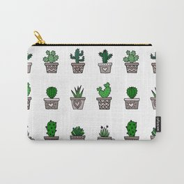 Cactus Pattern 2 Carry-All Pouch
