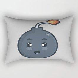 Kawaii Bomb Rectangular Pillow
