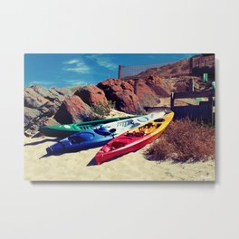 Summer in South Australia Metal Print