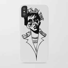 It's In the Eyes Chico iPhone Case