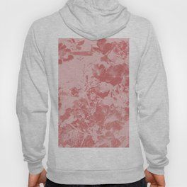 Pink Azalea Blooms Filtered Photo Art Hoody