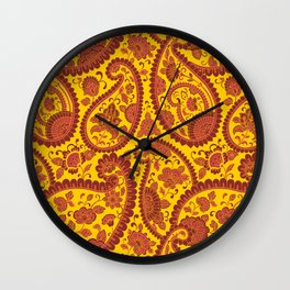 Seamless Art - 14 Wall Clock