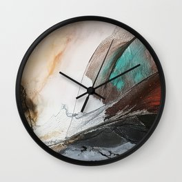Silent Flight Wall Clock