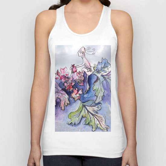Jester B's Herbal Nutrition Unisex Tank Top