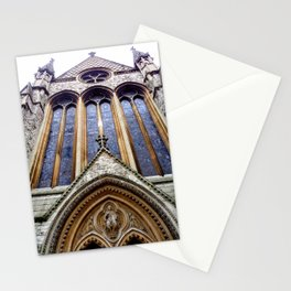 Kensington Church View Stationery Cards