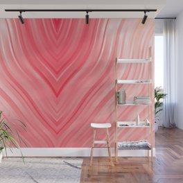 stripes wave pattern 3 dri Wall Mural