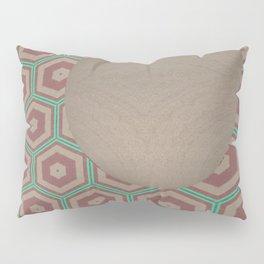 Pallid MInty Dimensions 15 Pillow Sham