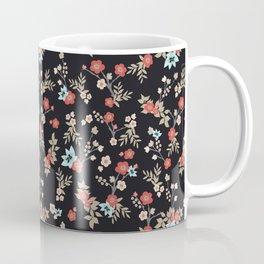Kimono Print Coffee Mug