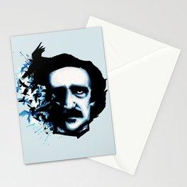 Edgar Allan Crows Stationery Cards