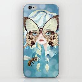Niella Butterfly Girl iPhone Skin