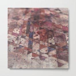 Take Shape IV Metal Print