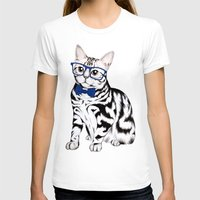 kitty T-shirts featuring Kitty by 13 Styx