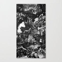 Untitled 8 Canvas Print
