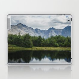 Cuillin Ridge - Isle of Skye, Scotland Laptop & iPad Skin